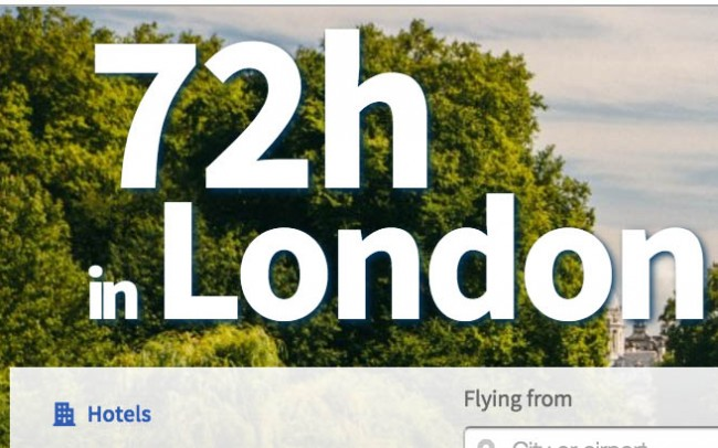 72 Hour London
